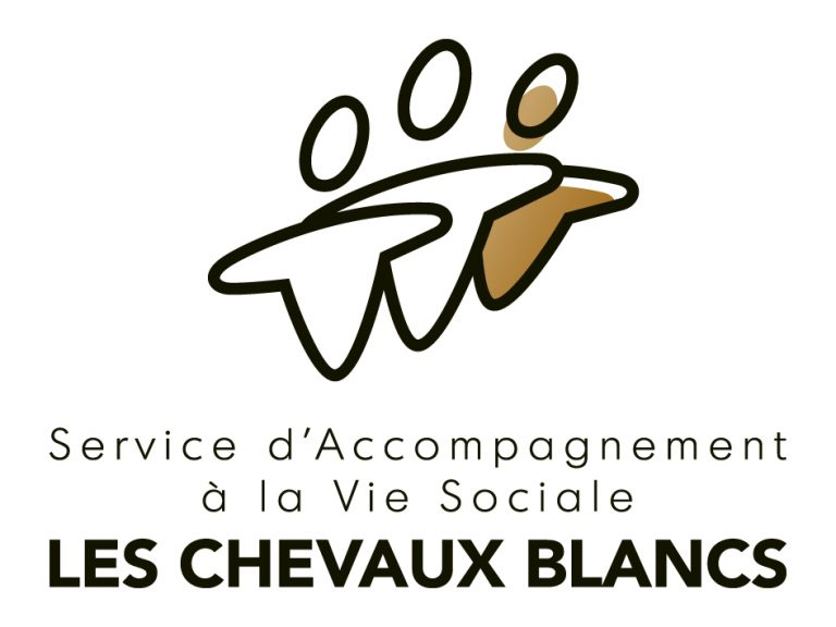 Logo Service d'Accompagnement à la Vie Sociale (SAVS)
